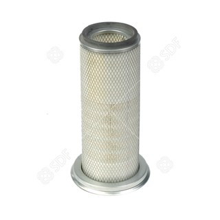 Picture of external air filter