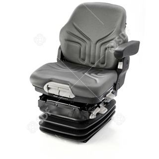 Picture of driver seat