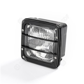 Picture of headlight