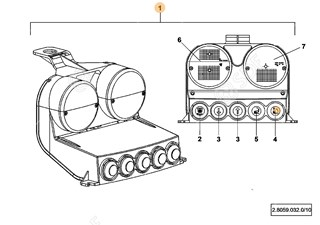 Picture of lamp assembly