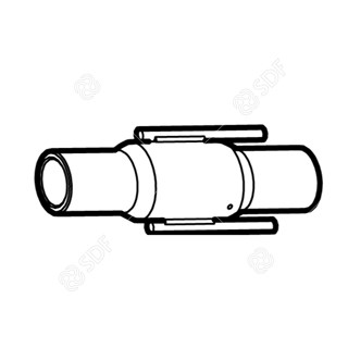Picture of sleeve for vertical tie-rod