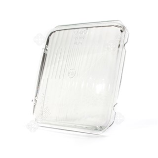 Picture of headlight glass