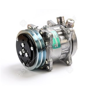 Picture of AC compressor 100 cc