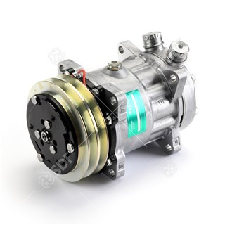 Picture of AC compressor 135 cc