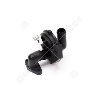 Picture of air conditioning valve