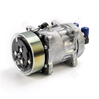 Picture of AC compressor 200 cc