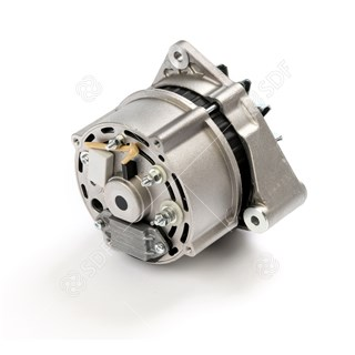 Picture of alternator 14V 95A