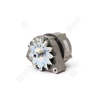 Picture of alternator 14V 120A