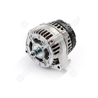 Picture of alternator 14V 200A