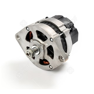 Picture of alternator 14V 65A