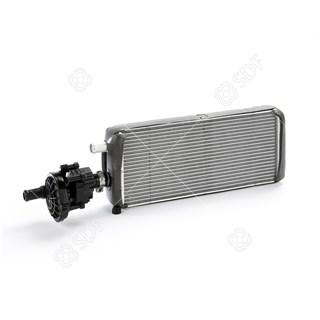 Immagine di radiatore riscaldamento cabina