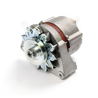 Picture of alternator 14V 33A