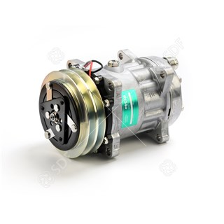 Picture of AC compressor 210 cc