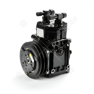 Picture of AC compressor