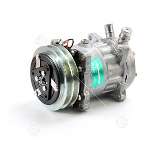 Picture of AC compressor 207 cc