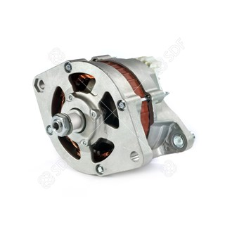 Picture of alternator 65A