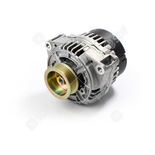 Picture of alternator 14V 150A