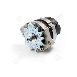 Picture of alternator 14V 80A