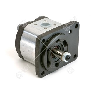 Picture of hydraulic pump