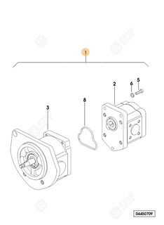 Picture of pump