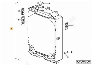 Immagine di radiatore acqua