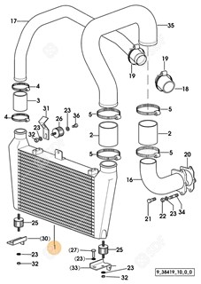 Immagine di intercooler