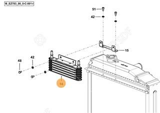 Immagine di radiatore gasolio