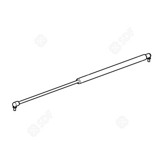 Picture of gas strut